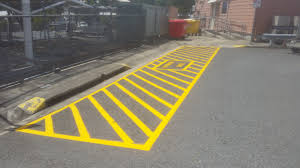 line marking 4