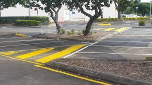 line marking 5