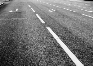 road line markings moreton bay
