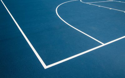 Sports Court Line Marking